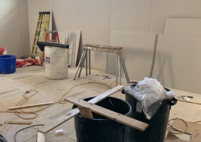 Studio construction